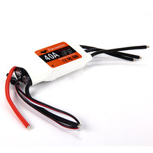 Favourite Sea Swallow 40A 2-6S Brushless Motor ESC With Switch Mode 5V/5A(China)