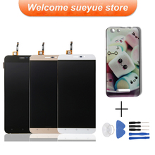 For Cubot Dinosaur Original LCD Touch Screen Assembly Repair Parts 5.5 inch For Cubot Dinosaur Phone Free Shipping+Tools+case