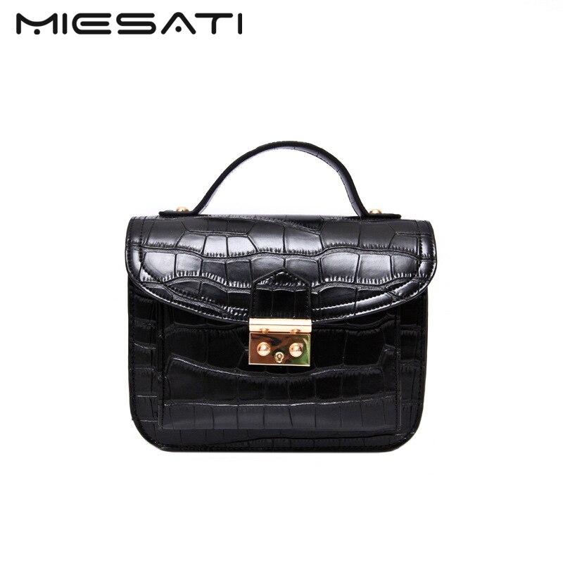 MIESATI Crossbody Bag Mini Bag Women Messenger Bags Women Leather Handbags Shoulder Bag Female Ladies famous brand handbags<br>