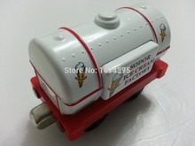Thomas & Friends Metal Jet Fuel Ice Cream Tanker Magnetic Toy Train Loose Brand New In Stock & Free Shipping(China)