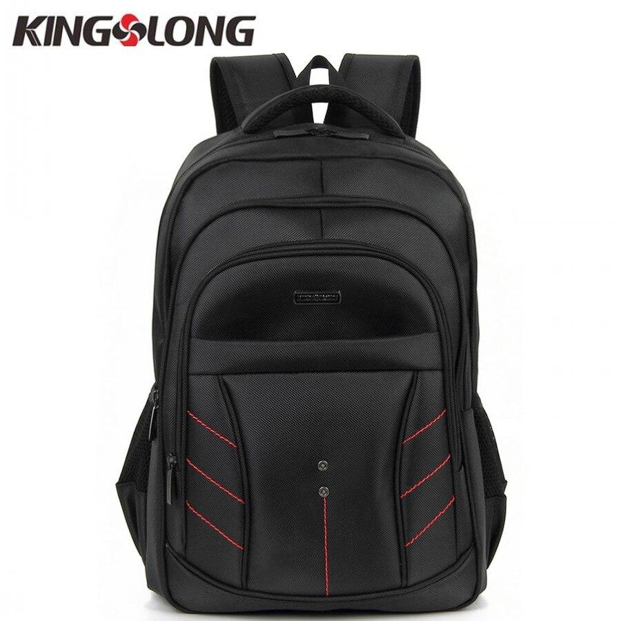 KINGSLONG Anti-theft Lock Men 15.6 Laptop Backpack Large Capacity Business Travel Backpacks School Bag Mochilas Bolsas Laptops<br>