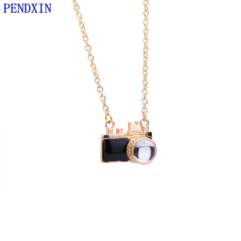 European and american accessories small camera necklace zinc alloy european and american accessories small camera necklace zinc alloy pendant drop oil neck chain girl sweater chain aloadofball Image collections