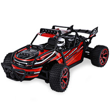High Speed RC Car 1 : 18 4WD Drift Remote Control Cars Racing Car Model Toys Speed Buggy Big Foot Off-Road Vehicle Toy Kid Gifts