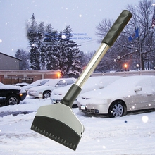 Brand New High Quality Car vehicle Snow Ice Scraper SnoBroom Snowbrush Shovel Removal Brush Car Snow Remover@11219@@@