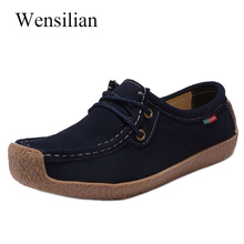 Summer Flat Shoes Women Leather Shoes Slip Loafers Women Square Toe Flats Lace Ladies Casual Shoes Black Zapatos Mujer