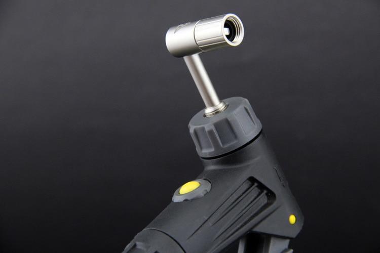 NEW Topeak Pressure Rite Presta Valve Adapter
