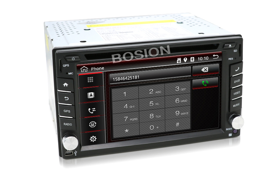 NISSAN QASHQAI Tiida Car Audio Stereo Radio GPS TV