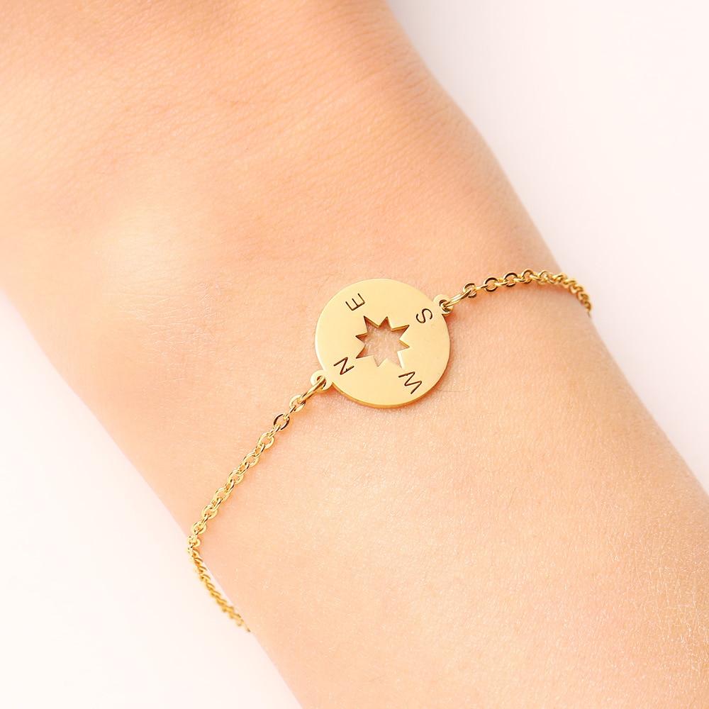 UK/_ 2Pcs//Set Women/'s Map Plane Open Bangle Bracelet Golden Chain Party Jewelry C
