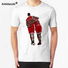 Antidazzle The Flu Game 2017 Summer Fashion Michael Jordan Design T Shirt Men's High Quality Custom Printed Tops Hipster Tees(China)
