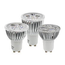 10pcs Dimmable GU10 9W 12W 15W Led Bulb 110V 220V Lamp Cool Warm White Light Spotlight 85-265V