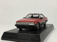 kyosho 1/64 skyline 2000RS Diecast car model (Red)