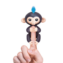 Finger Toy Monkeys Interactive Baby Smart kids Electronic Pets Toys virtual Smart Induction Toys games child Best Christmas gift(China)