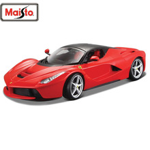 Maisto Bburago 1:18 Racing Race Diecast Model Car Toy New In Box Free Shipping