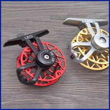 New Arrival Aluminium Alloy Fly Fishing Reel High Quality Fly Fishing Reels Ice Fishing Reel(China)