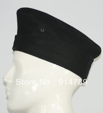 WWII GERMAN WH WEHRMACHT SOLDIER EM PANZER WOOL GARRISON CAP IN SIZES -33067