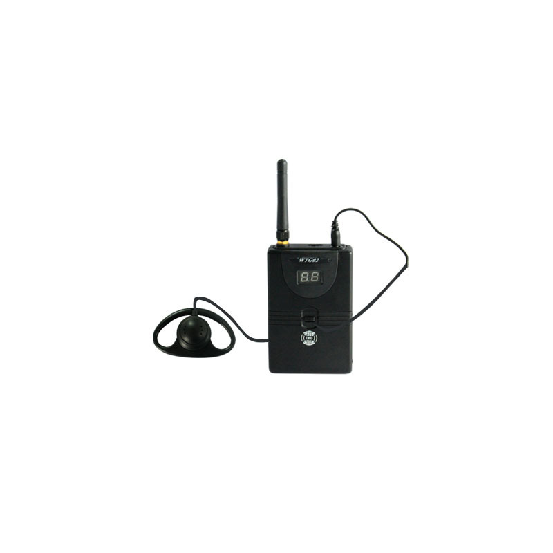 TP-WIRELESS Tour Guide System Wireless Translation System Wireless Simultaneous Translation System 1 receiver free shipping<br><br>Aliexpress