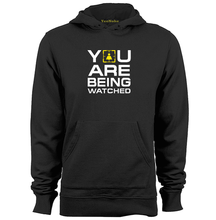 America Movie You Are Being Watched Mens & Womens Retro Hoodies Sweatshirts(China)