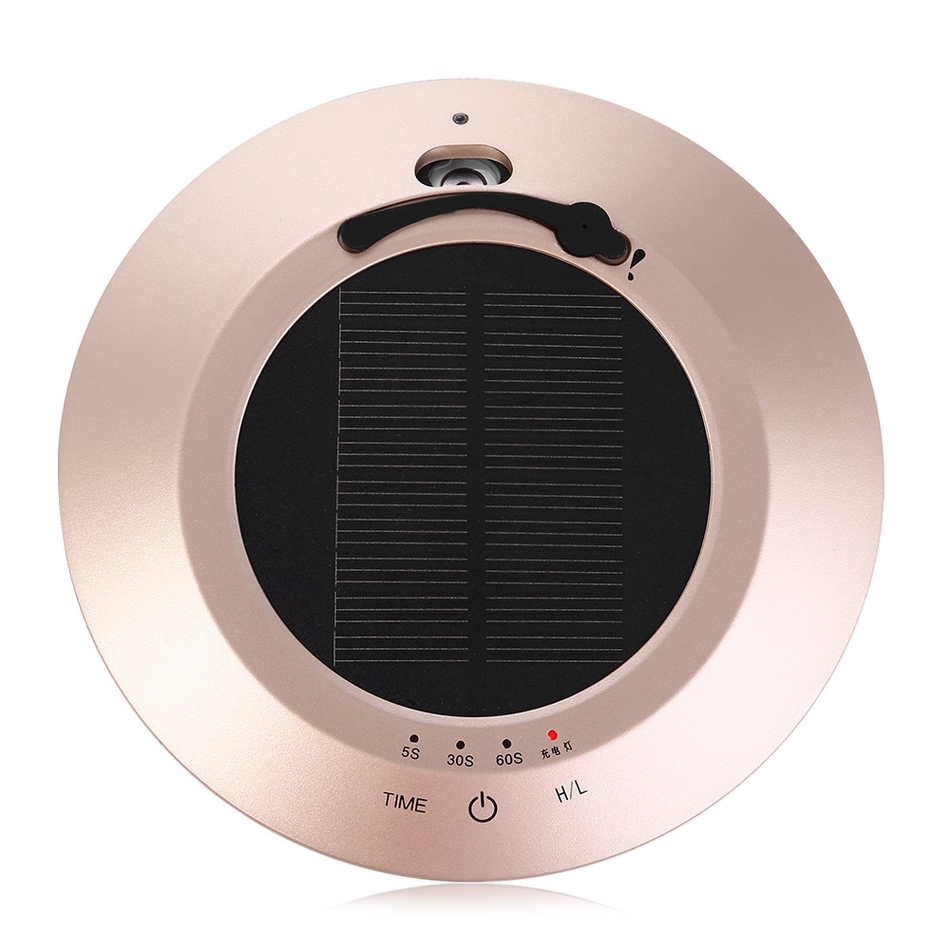Solar Vehicle Air Purifier Touch Sensor Switch Anion Humidifier Aromatherapy Machine Car Home Dual-use Ionization Ozone Generato<br><br>Aliexpress