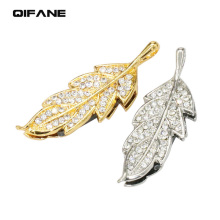 QIFANE crystal U Disk 32GB 64G Jewellery pen drive 4G 8G 16G diamond jewelry gift USB Flash Drive memory stick Free shipping
