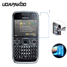 Udapakoo Nano Explosion-proof (Soft Glass) Clear Screen Protector Front Protective Film for Nokia E72
