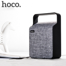 HOCO Bluetooth Speaker Portable AUX for iPhone Samsung Wireless for Phone Computer Car Home TF Desktop Audio Player Music(Hong Kong)