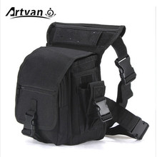 Military Waist Pack Weapons Tactics Ride Leg Bag Special Waterproof Drop Utility Thigh Pouch Multi-Purpose YB25