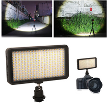 High Quality W260 LED Photography Fill Lamp Light For DV Camera Video Camcorder Lighting SONY JVC CANON EOS Panasonic Nikon Hot