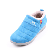 XQ Wild Warm Women Snow Boots Thick Light Non-slip Warm Multi-purpose Home or Outdoor Women Short Ankle Boots W320(China)
