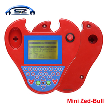 2016 new version Mini Type Smart Mini Zed Bull Key Programmer v508 Smart Zed-bull With Mini Type Zedbull No Tokens Limited