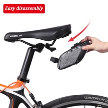 Buy 2018 New Bike Bags Waterproof Bicycle Bag rear saddle Bag bike Reflective tail Seat Outdoor Sport Mountain Road Cycling Bag for $8.98 in AliExpress store