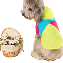 Summer Dog Coat  Reflective Breathable Sunscreen Shirt Dog Hoody Clothes Sun Protection Apparel Dog Puppy Clothing for Small Dog