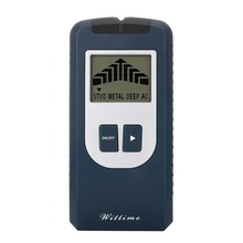 4 1 Multifunctional Metal Detectors AC Electrical Live Wires WT-1038 Scanner Electric Box Finder Wall Detecting
