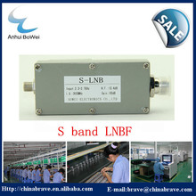 HD digital ready S band 3650MHz LNBF for USA market