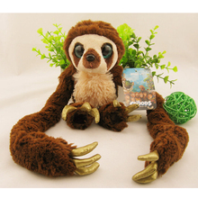 NEW 65cm Belt Monkey Long Arm Monkey Plush Monkey Dolls The Croods Factory Direct Sale