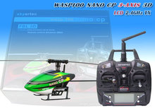 Skyartec WASP100 NANO CP Flybarless 3 Axis Gyro 6CH Helicopter RTF (Cartoned)(China)