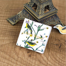 45 pcs/lot animal bird mini paper sticker Decoration Diy Scrapbooking Sticker Stationery kawaii label stickers Free shipping