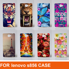 Buy Hot Sale 14 Patterns case cover Lenovo S856 / High PC Colored Painting flowers animals Cover Case Lenovo S856 for $1.50 in AliExpress store