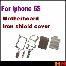 1set Mainboard Motherboard EMI Shield Cover for iPhone 5 5G 4 4s 5s 6 6s plus Replacement Parts(China)