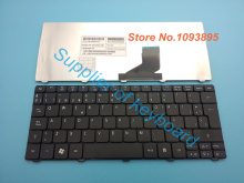 NEW Spanish keyboard for Acer Aspire One 521 522 533 D255 D255E D257 D260 D270 AO521 532H AO532 NAV50 Laptop Spanish Keyboard