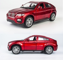 Alloy Car 1:32 Die Cast Model,15 Cm Metal Toy Car(#3204), Nice Painting Light N Music Function Pull Back Open Door(China)