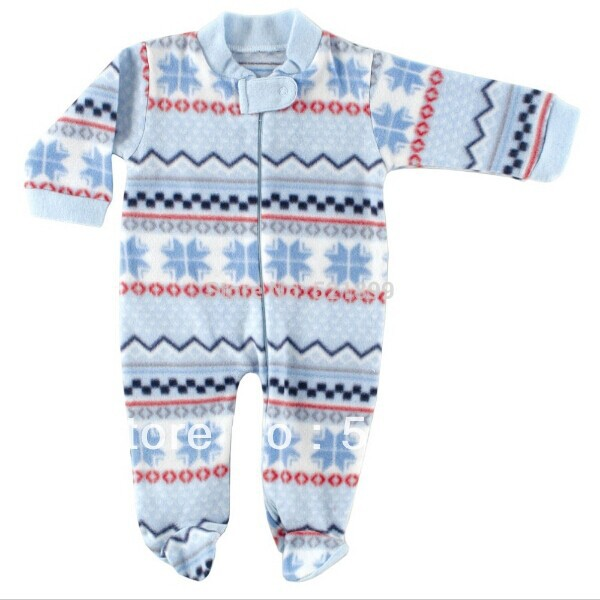 Hudson Baby Polar Fleece Fabric Baby Rompers Newborn Baby Clothes 0~12M Christmas Gift Long-sleeves Warm Babysuits Drop Shipping<br><br>Aliexpress