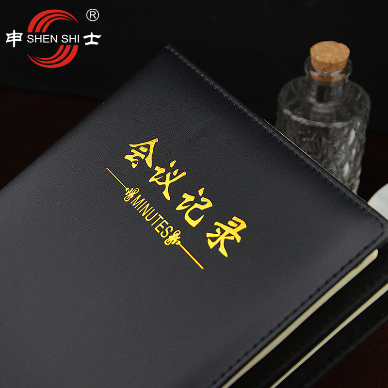 B5 stationery series 70 high-end business meetings the spot wholesale custom leather notebook advertising 1 pcs random color<br><br>Aliexpress