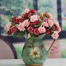 2015 Time-limited Hot Sale Cotton Diamond Embroidery Diy5d Diamond Stone Hand Vase Garden Kit Butterfly Gift Painting 20x20cm