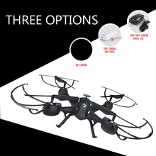 Buy Drone Camera X162 RC Quadcopter 2.4G 4CH 6-Axis Gyro 3D UFO Rolling Headless Remote Control Helicopter RTF Copter Toys Dron for $25.49 in AliExpress store