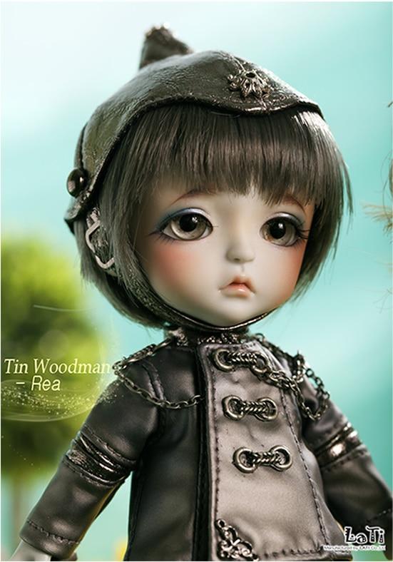 flash sale!free shipping!free makeup&amp;eyes!top quality bjd 1/8 baby doll lati The Wizard of OZ ver. Lea grey skin yosd hot toy ki<br><br>Aliexpress