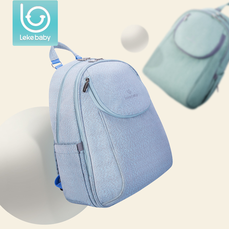 Lekebaby baby care travel maternity nappy diaper bag backpack bolsa mochila maternidade sac a langer maternite bolso maternal<br>