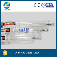 Cheap price 6000hours EFR F4 Sealed CO2 Glass Laser tubes 1250mm length