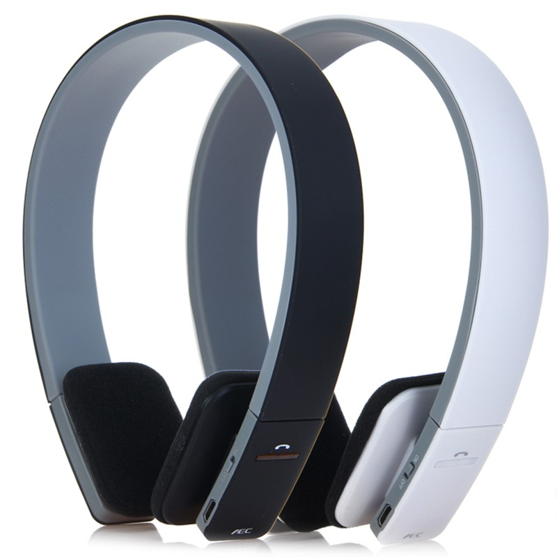 AEC BQ-618 Wireless Bluetooth Headphones with Microphone earphone Noise Cancelling Headset Audio Input for iphone xiaomi Tablets<br><br>Aliexpress