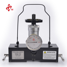Genuine Brand TX PHBR-100 Portable Magnetic Type Brinell and Rockwell Hardness Tester Meter Durometer(China)