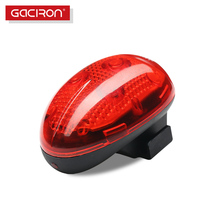 GACIRON Automatic Smart Safety Warning Bicycle Rear Tail LED Light with Shock Sensor Bike Cycling Accessories IPX-3 WaterProof(China)